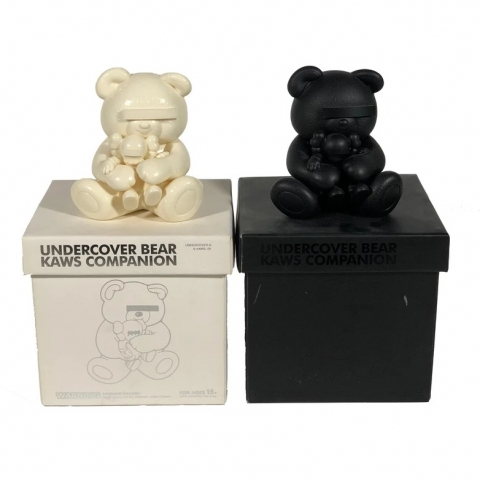 アンダーカバーBear Kaws Companion
